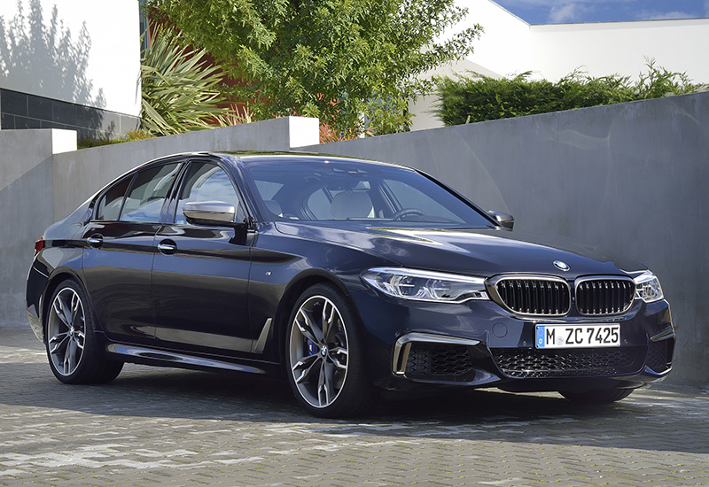 2017 bmw m550i xdrive specifications photo price information rating