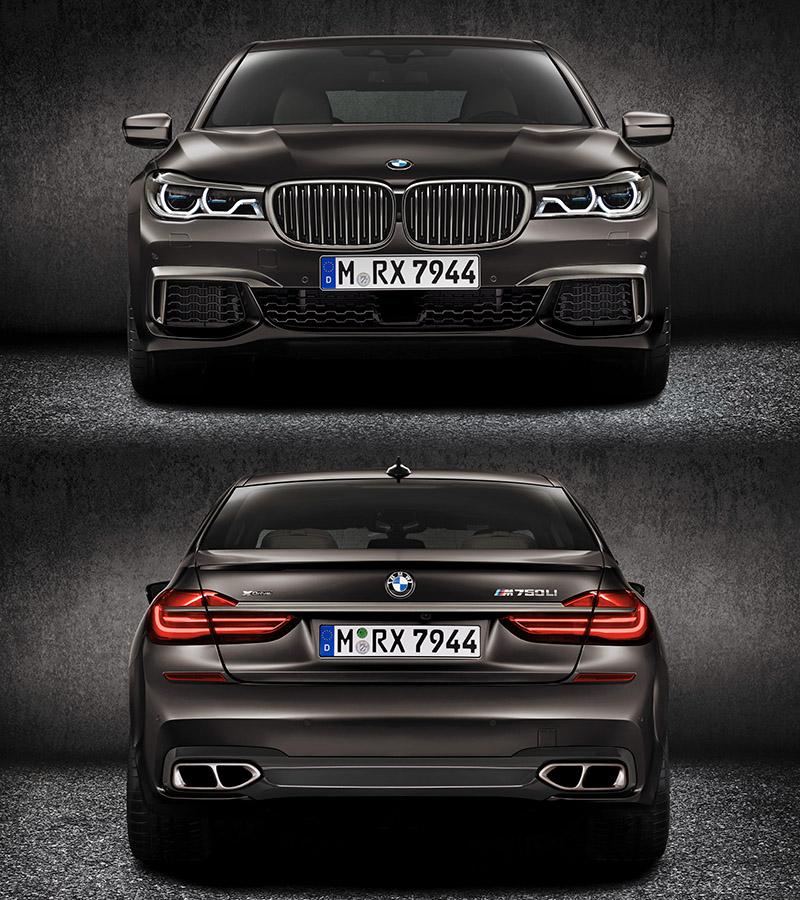 2017 BMW M760Li XDrive (G12)