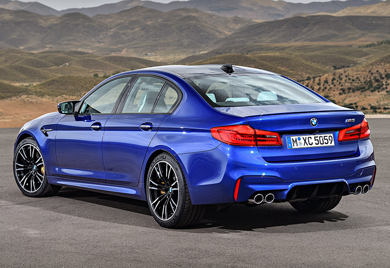 2018 BMW M5 (F90) - specifications, photo, price ...