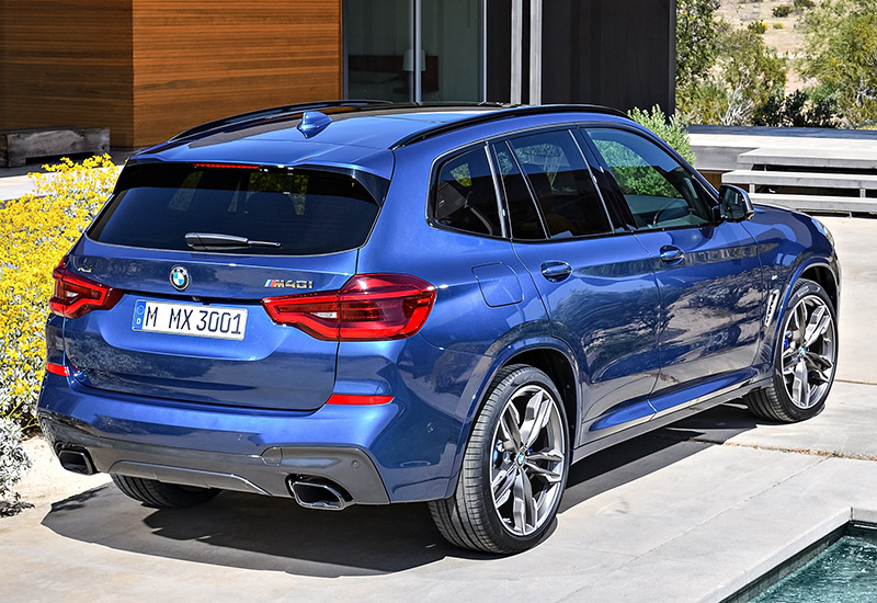 Bmw X3 Weight