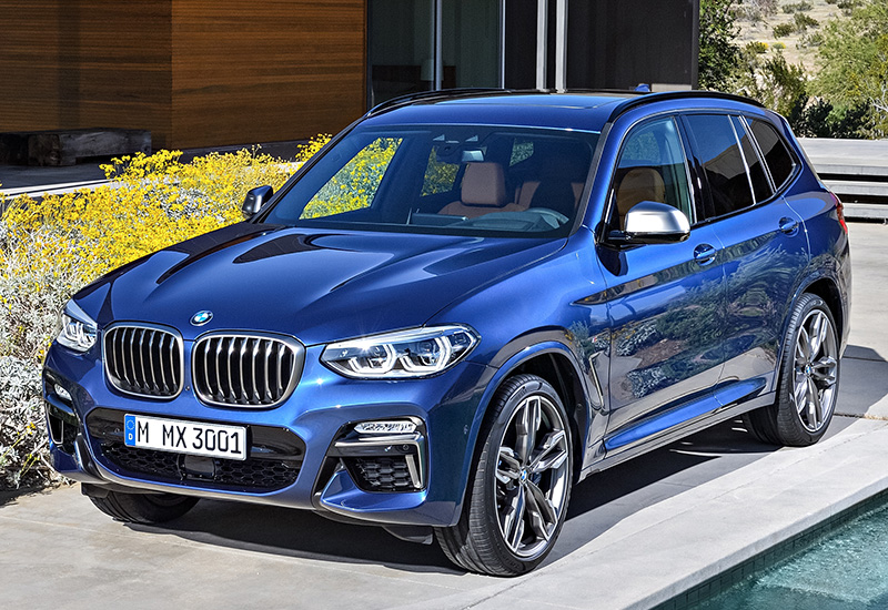 2018 bmw x3 m40i specifications photo price information rating. Black Bedroom Furniture Sets. Home Design Ideas