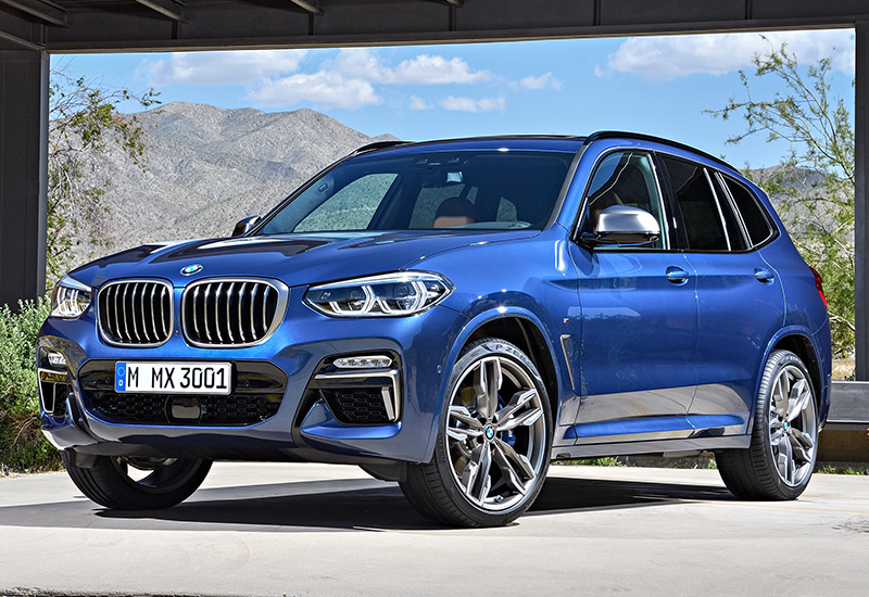 Bmw X3 2018 Pricing >> 2018 BMW X3 M40i - specifications, photo, price, information, rating