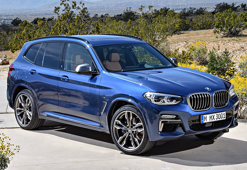 Bmw X3 2018 Pricing >> 2018 Bmw X3 M40i Specifications Photo Price Information Rating