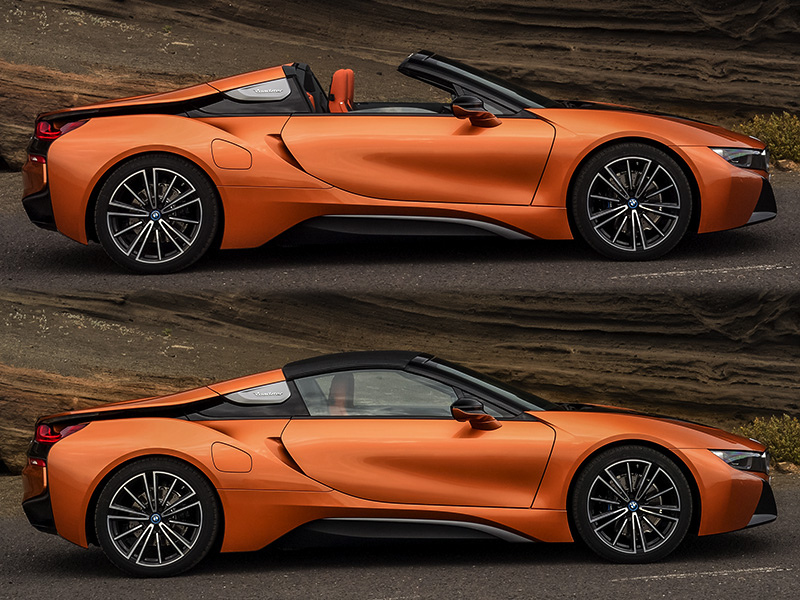 2019 Bmw I8 Roadster Specifications Photo Price