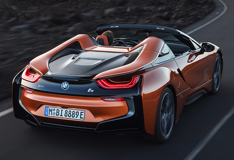 2019 BMW i8 Roadster - specifications, photo, price, information, rating