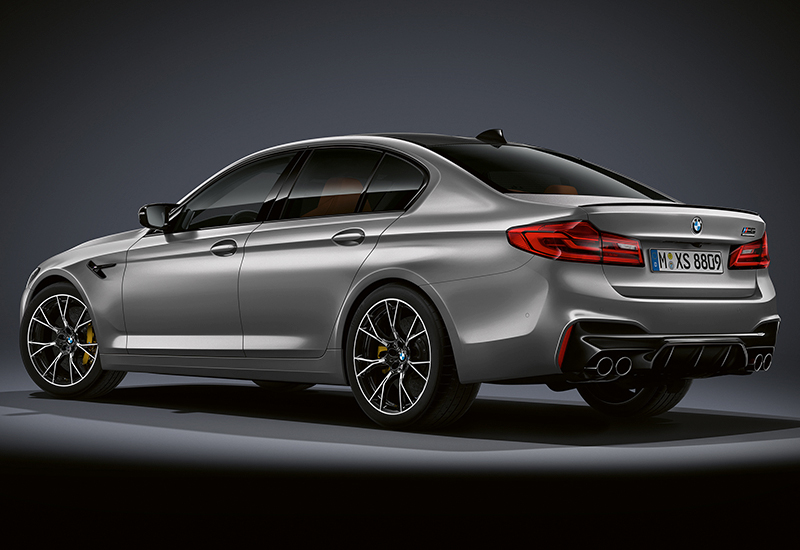 2019 BMW M5 Competition (F90) - specifications, photo ...