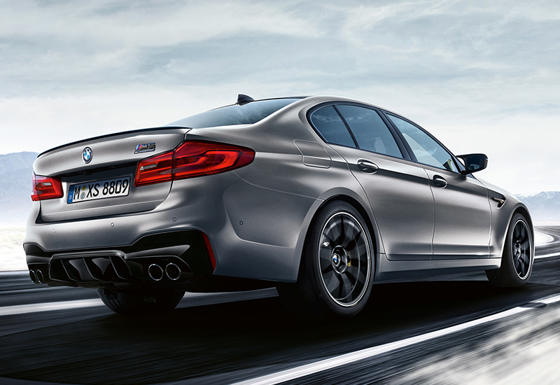 100 Kph To Mph >> 2019 BMW M5 Competition (F90) - specifications, photo ...