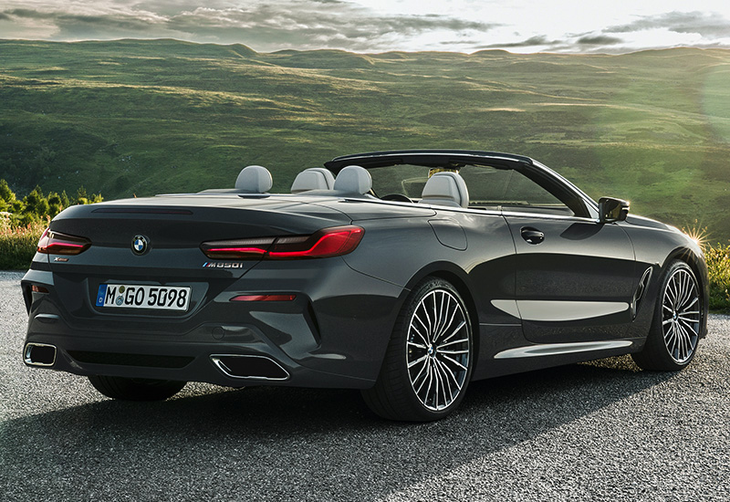 100 Kph To Mph >> 2019 BMW M850i xDrive Cabrio - specifications, photo, price, information, rating
