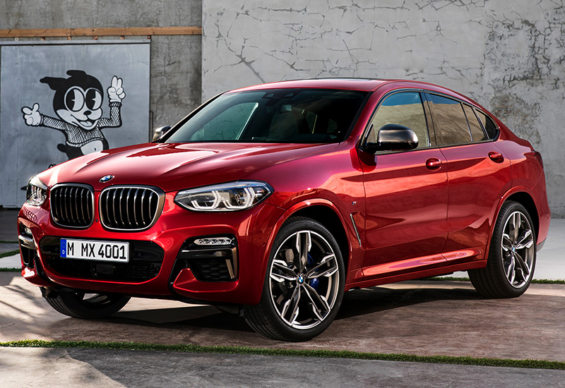 2019 bmw x4 m40d g02 specifications photo price information rating. Black Bedroom Furniture Sets. Home Design Ideas