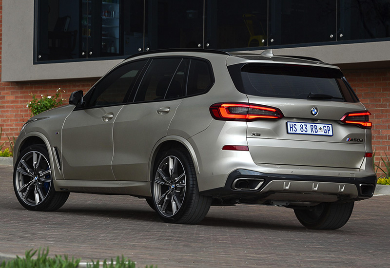 2019 Bmw X5 M50d G05 Specifications Photo Price