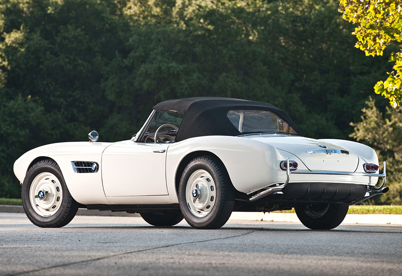 1956 Bmw 507 Specifications Photo Price Information
