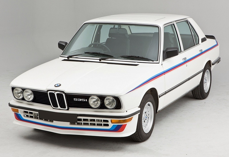 1980 Bmw M535i E12 Specifications Photo Price