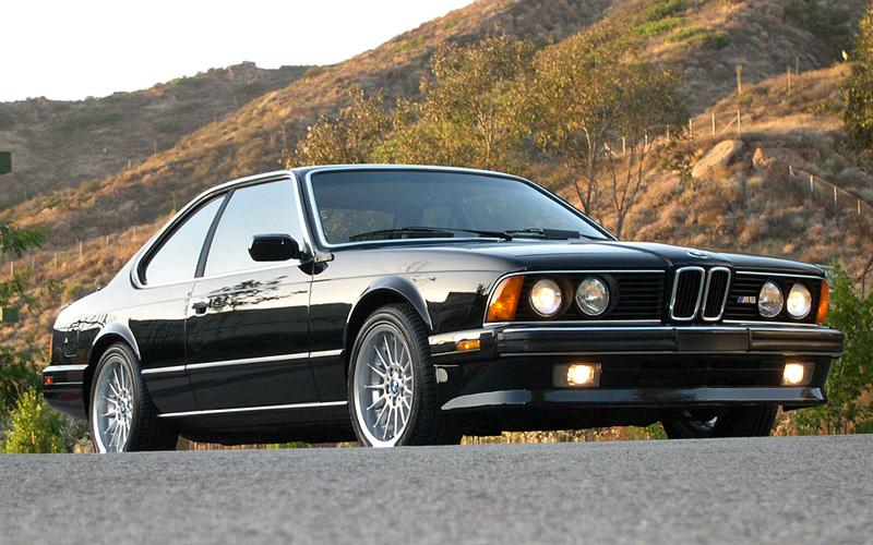 1984 Bmw M635csi Specifications Photo Price