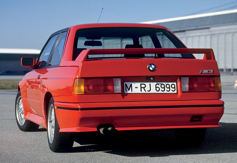 1986 Bmw M3 Coupe E30 Specifications Photo Price