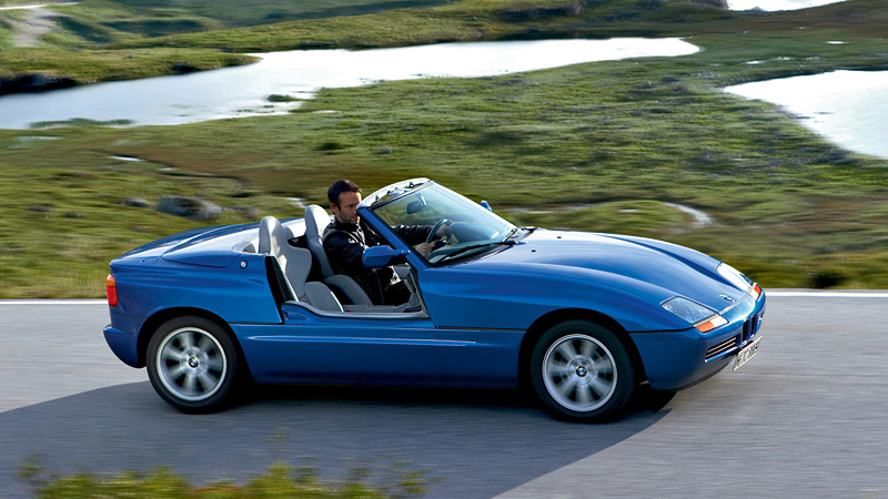 1988 Bmw Z1 E30 Specifications Photo Price