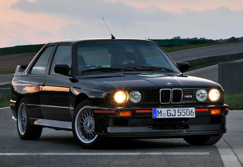 Bmw M3 0 60 >> 1989 BMW M3 Sport Evolution (E30) - specifications, photo, price, information, rating
