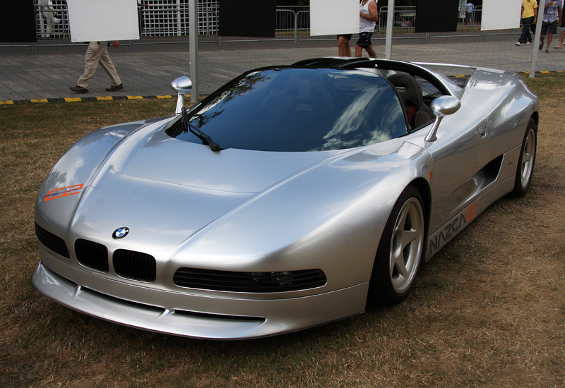 1991 Bmw Nazca C2 Specifications Photo Price Information Rating