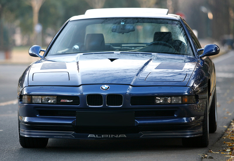 1992 BMW 850CSi Alpina B12 57 Specifications Photo