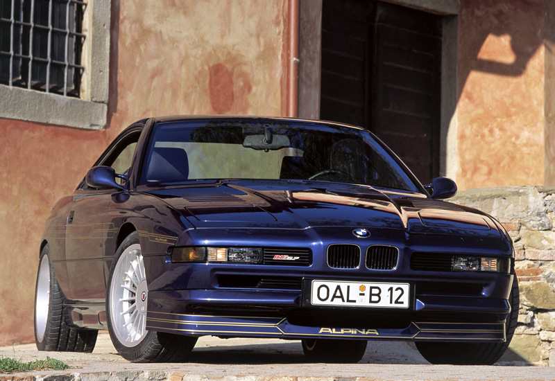 Top Car Ratings 1992 BMW 850CSi Alpina B12 57