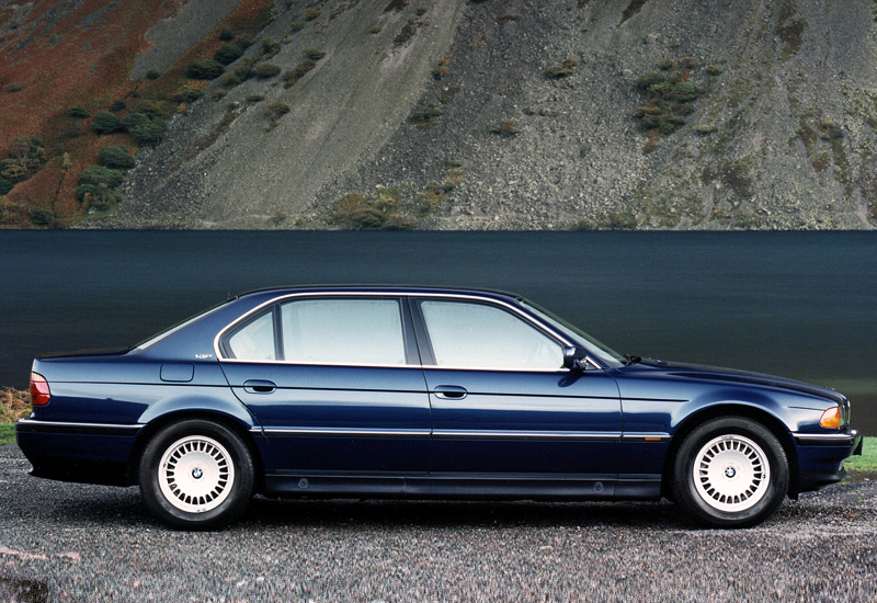 1994 Bmw 750il E38 Specifications Photo Price