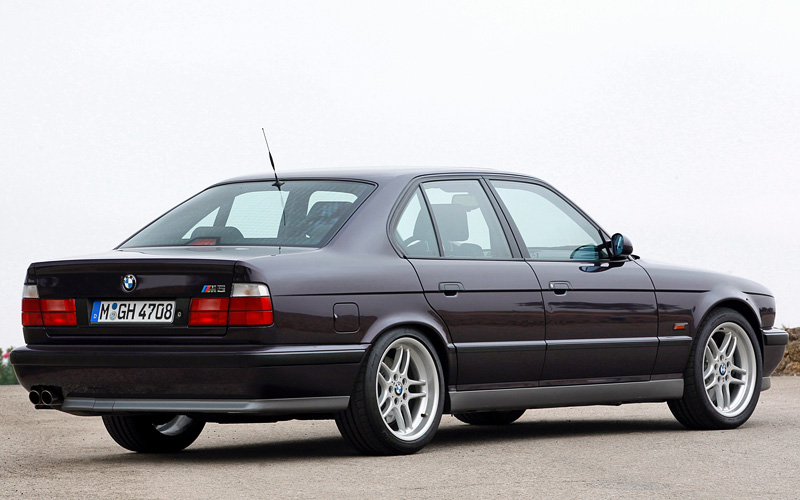 1994 Bmw M5 E34 Specifications Photo Price