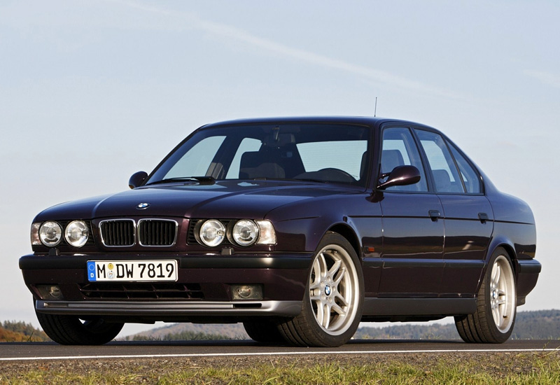 1994 BMW M5 (E34) - specifications, photo, price ...