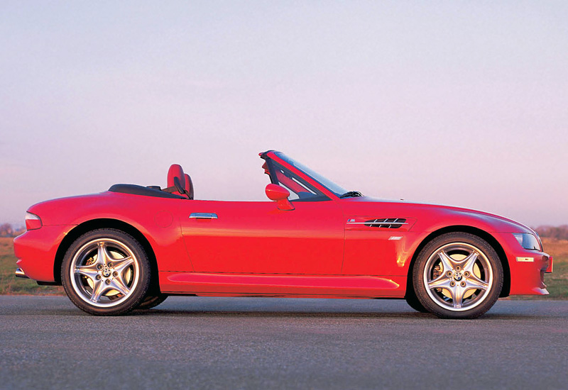 1996 Bmw Z3 M Roadster Specifications Photo Price