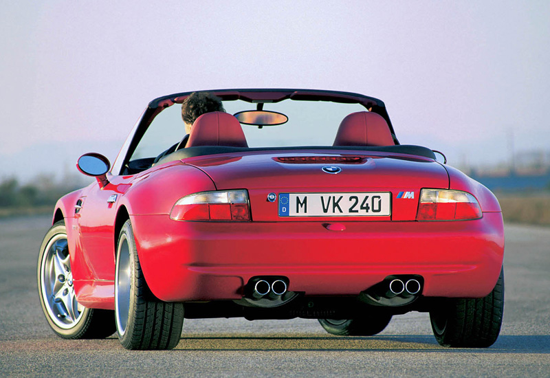 1996 Bmw Z3 M Roadster Specifications Photo Price Information Rating