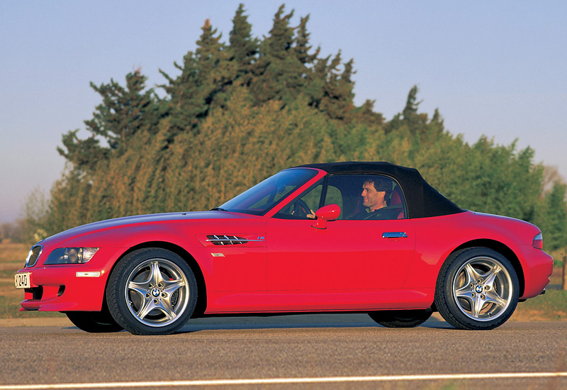 1996 BMW Z3 M Roadster - specifications, photo, price ...
