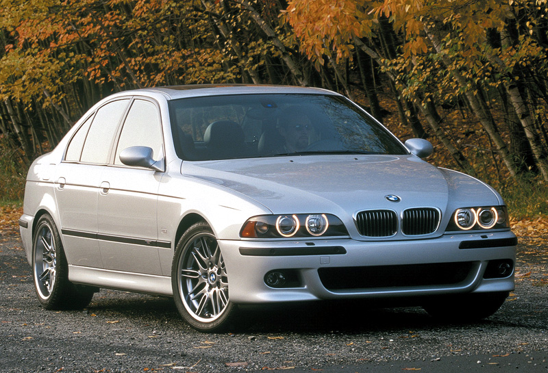 1998 BMW M5 (E39) - specifications, photo, price ...