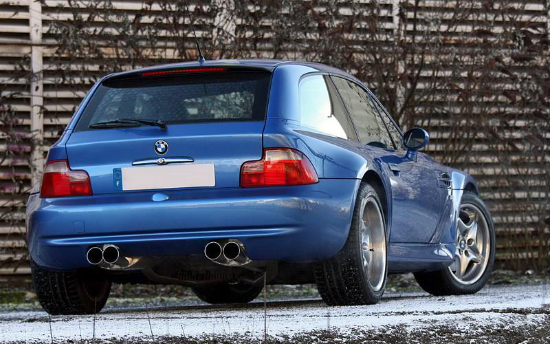 1998 Bmw Z3 M Coupe Specifications Photo Price Information Rating