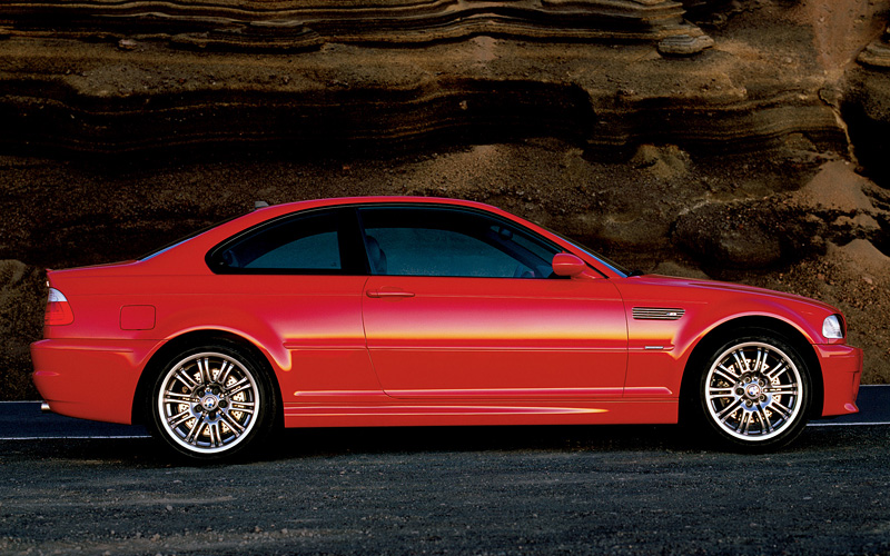 2000 BMW M3 (E46) - specifications, photo, price ...