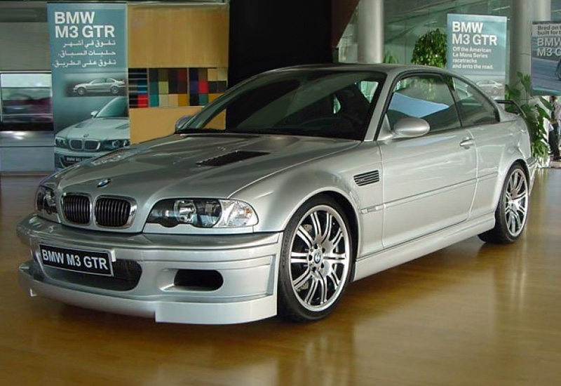 2001 bmw m3 gtr street e46 specifications photo. Black Bedroom Furniture Sets. Home Design Ideas
