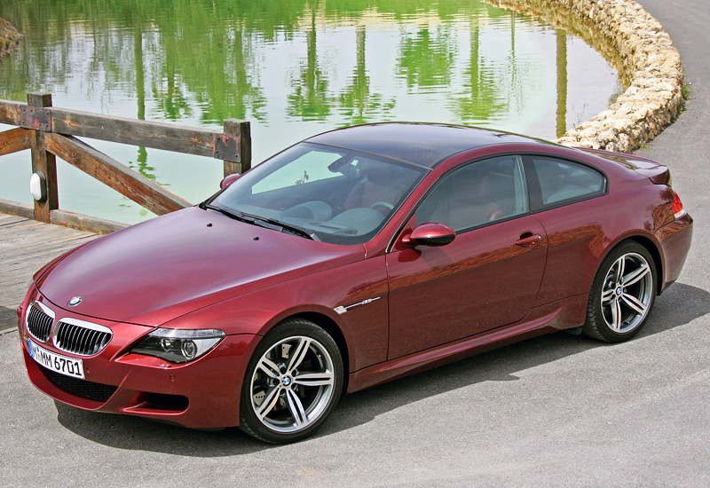 Bmw M6 0 60 >> 2004 BMW M6 (E63) - specifications, photo, price, information, rating