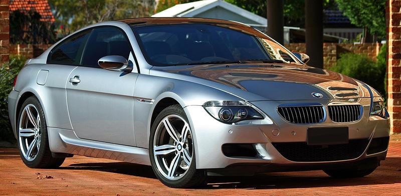 Top Car Ratings 2004 Bmw M6