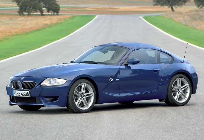 2006 Bmw Z4 M Coupe E85 Specifications Photo Price