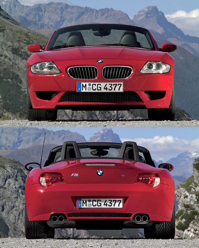 2006 Bmw Z4 M Roadster E85 Specifications Photo Price Information Rating