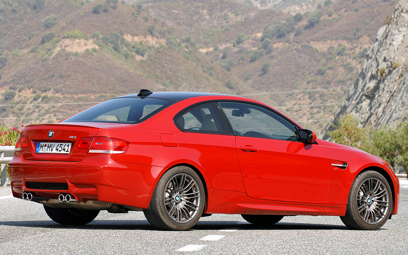 2008 BMW M3 (E92) - specifications, photo, price ...