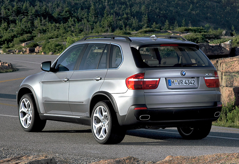 2008 Bmw X5 4 8i Specifications Photo Price