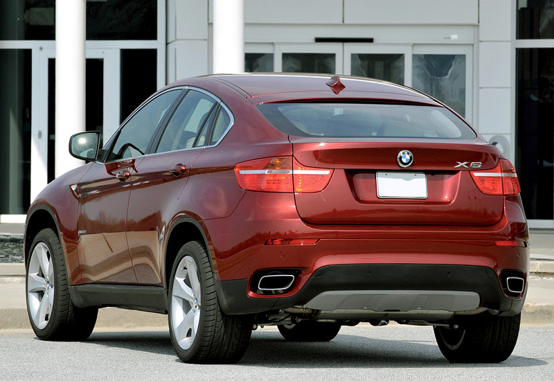 2008 Bmw X6 Xdrive50i Specifications Photo Price