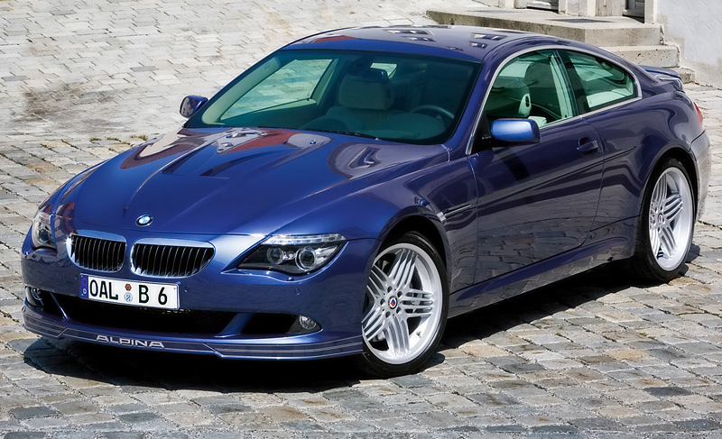 BMW Alpina B S Specifications Photo Price Information Rating - Bmw b6 alpina price