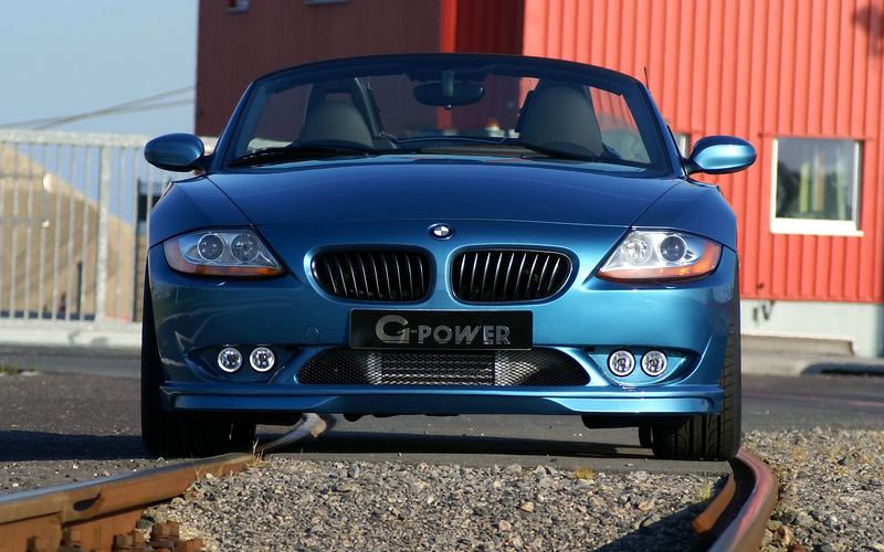 2009 Bmw Z4 G Power G4 Evo Iii Specifications Photo