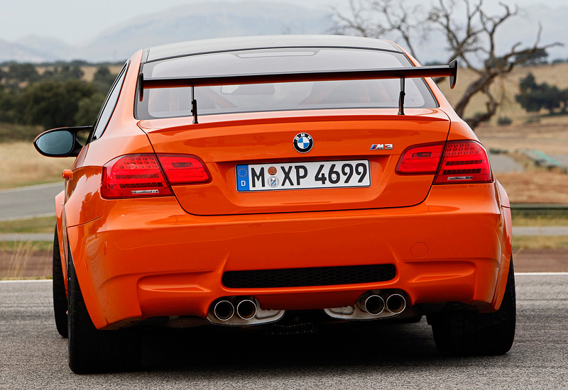 2010 BMW M3 GTS (E92) - specifications, photo, price ...