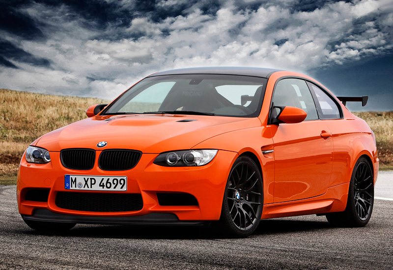 2010 Bmw M3 Gts E92 Specifications Photo Price