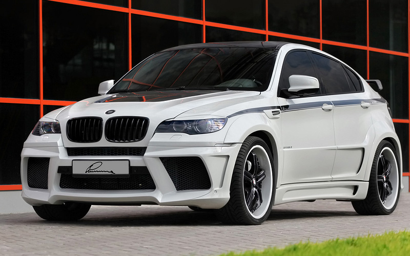 Top Car Ratings 2010 Bmw X6 M Lumma Design Clr X 650 M