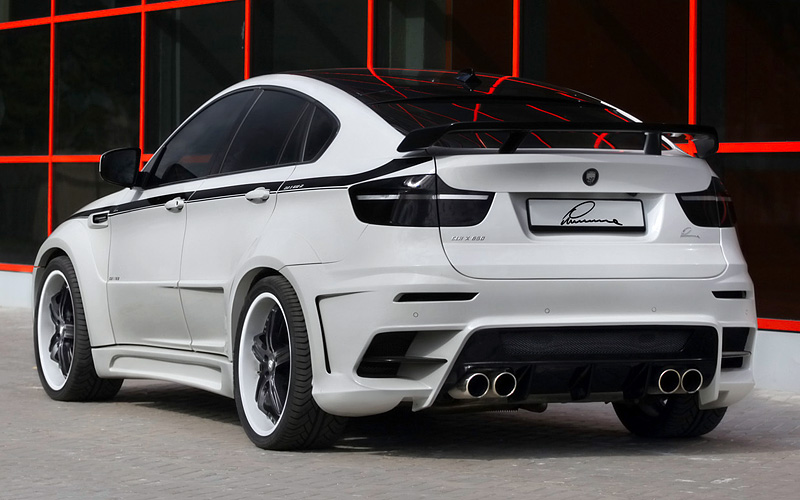 2010 Bmw X6 M Lumma Design Clr X 650 M Specifications