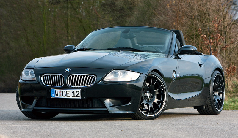 2010 BMW Z4 Manhart Racing V10