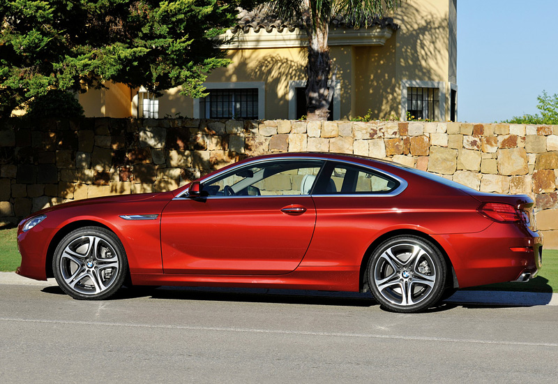 Bmw 650i 0 60 >> 2011 BMW 650i Coupe - specifications, photo, price, information, rating