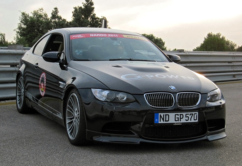 2011 bmw m3 g power sk ii specifications photo price information rating. Black Bedroom Furniture Sets. Home Design Ideas