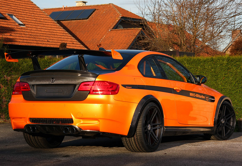 manhart mh3 bmw m3 - photo #4